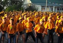В лагере «Дзержинец» завершилась первая в России профильная смена ЮИД