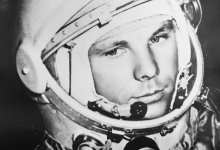 Сегодня день космонавтики!