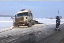 Татарстанские автоинспекторы спасли водителя грузовика