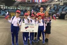 ЮИДовцы России – абсолютные призеры Европы