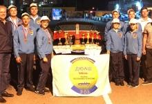 Юные автомобилисты из Татарстана выиграли всероссийские соревнования по автомногоборью