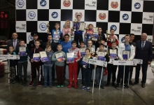 В Казани юные картингисты сразились за кубок МВД по Республике Татарстан