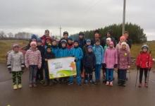 В Кукморском районе прошли соревнования по лыжероллерам и велосипедным гонкам