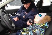 В Татарстане автоинспекторы устроили для дошколят праздник дорожной безопасности