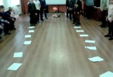 Юные инспекторы липецкого региона знакомят учащихся младших классов с основами ПДД
