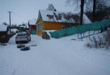 Костромские автоинспекторы предупреждают об опасности зимних игр в неположенных местах