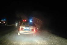 В Томской области сотрудники ГИБДД оказали помощь пассажирам автобуса