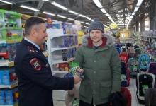 В Томске полицейские запустили «челлендж дорожной безопасности»