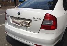Минтранс: наказание за парковку без номеров требует доработки