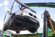 Эвакуацию автомобилей зимой предложено отменить