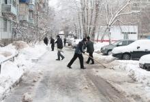 Синоптики обещают казанцам еще один снежный апокалипсис