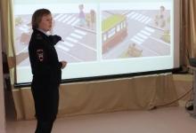 Автоинспекторы Балахтинского района напомнили школьникам Правила дорожного движения