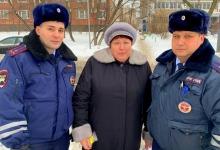 Инспекторы дорожно-патрульной службы Юго-Восточного округа г. Москвы провели акцию «Пожилой пешеход»