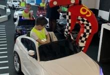 В Татарстане представители пресс-центра ЮИД вместе с детьми построили транспорт будущего и проверили его на деле