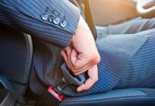 Госавтоинспекция напоминает о необходимости использования ремней безопасности