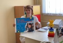В Московской области врачи-педиатры приняли активное участие в мероприятиях социальной кампании «Без вас не получится»