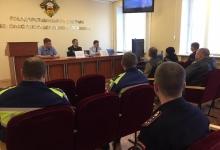 В преддверии открытия мотосезона сотрудники воронежской Госавтоинспекции провели рабочую встречу с представителями мотосообществ