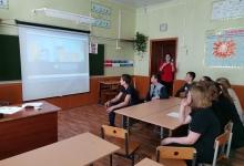 Соревнования по дорожной безопасности для детей-велосипедистов провели в одной из школ Воронежской области