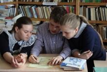 В отдаленных районах Красноярского края более ста школьников разгадали кроссворд по правилам дорожного движения