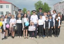 В Новосиле полицейские приняли участие в социальной кампании «Выскажись»