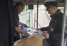Госавтоинспекция Владивостока проводит операцию «Автобус»