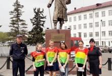 В Кяхтинском районе прошла профилактическая акция «Внимание-лето!»