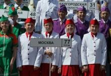 Отряд ЮИД г. Москвы показал достойный результат на Всероссийском конкурсе «Безопасное колесо-2019»