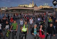 18 и 20 июня будет двухчасовая велопрогулка по вечерней Казани!