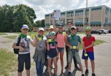Сотрудники Госавтоинспекции совместно с педагогами Дворца творчества детей и молодежи провели игру «Внимание, каникулы!»