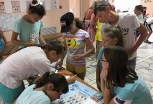 В летних лагерях Татарстана продолжаются мероприятия по безопасности дорожного движения