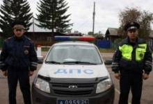 ВКрасноярском крае экипаж ДПСпомог выйти излеса заблудившемуся грибнику