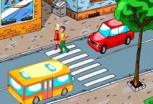 Вспомним Правила дорожного движения для детей дошкольного возраста и школьников