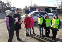 В Северобайкальском районе сотрудники ГИБДД провели акцию «Пристегнись!»