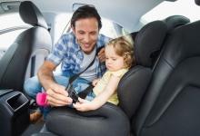Ремень для детей. Почему нельзя экономить на автокресле?