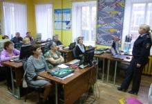 Сотрудники Госавтоинспекции Мордовии провели комплекс мероприятий для пожилых людей