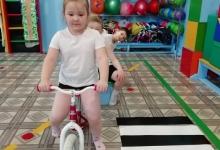 В детском саду г. Ухты прошли соревнования по ПДД