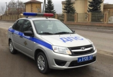 Жительница Ростовской области поблагодарила автоинспекторов Кабардино-Балкарии за помощь на дороге