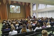 Сотрудники ОГИБДД Зеленограда напомнили учащимся школы №718 о правилах дорожного движения