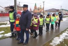 Руководители тюменских сельских поселений проводят тренинги дорожной безопасности для школьников