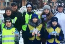 В Татарстане сотрудники ГИБДД совместно с представителями ЮИД провели ликбез для водителей и пешеходов
