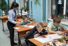 Сотрудники Госавтоинспекции Томской области еженедельно проводят интересные занятия для юных инспекторов движения