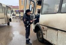 Нерехтские госавтоинспекторы пресекли управление автобусом нетрезвым водителем