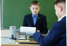Рузаевский школьник сконструировал робота, проверяющего знания по ПДД