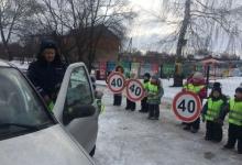 В образовательных учреждениях Шеланги прошли профилактические мероприятия по безопасности дорожного движения
