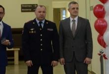 Главный госавтоинспектор Татарстана Ленар Габдурахманов принял участие в открытии Центра оформления ДТП