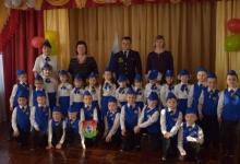 Отряд юных инспекторов дорожного движения появился в детском саду
