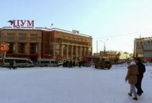 Дети из Нижнего Новгорода в ЦУМе изучили профессию инспектора дорожного движения