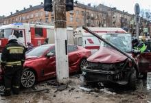 3 февраля на дорогах Казани зарегистрировано 194 ДТП