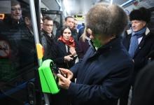 Вчера в Казани прошло тестирование биометрического турникета в метро