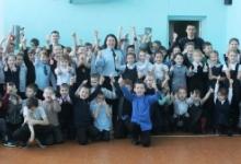 В Красноярском крае школьники отдалённых северных поселений повышают дорожную грамотность в «Лаборатории безопасности»